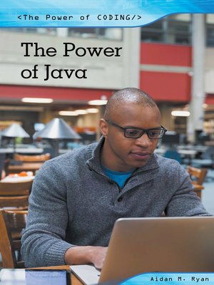 cover image of The Power of Java
