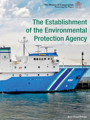 cover image of The Establishment of the Environmental Protection Agency