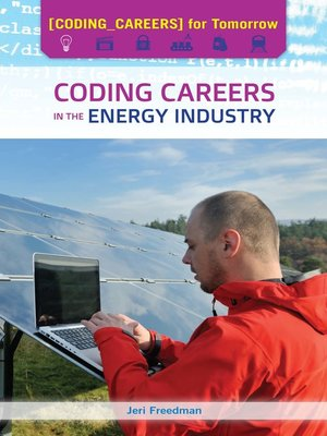 cover image of Coding Careers in the Energy Industry