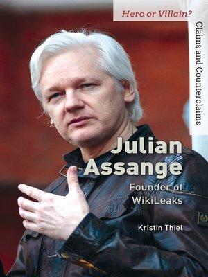 cover image of Julian Assange