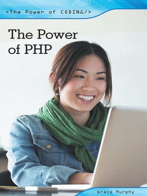 cover image of The Power of PHP