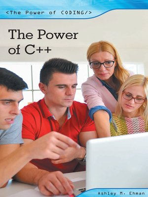 cover image of The Power of C++