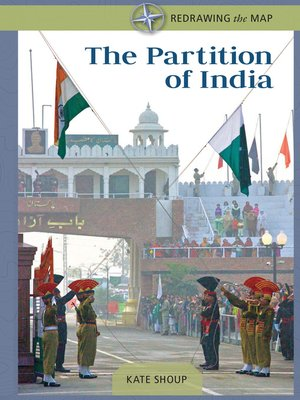 cover image of The Partition of India