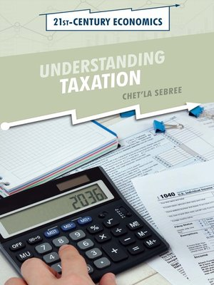 cover image of Understanding Taxation