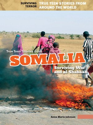 cover image of True Teen Stories from Somalia