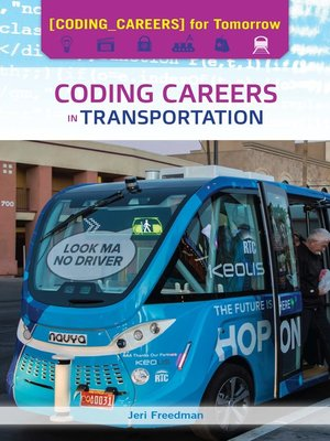 cover image of Coding Careers in Transportation