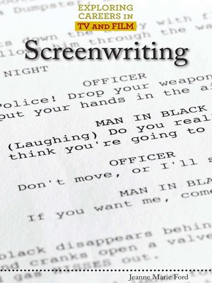cover image of Screenwriting