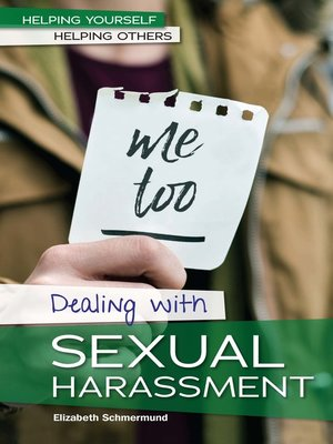 cover image of Dealing with Sexual Harassment