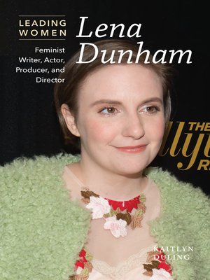 cover image of Lena Dunham