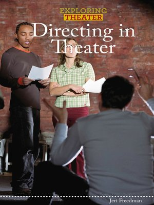 cover image of Directing in Theater