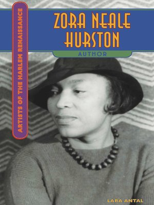 cover image of Zora Neale Hurston