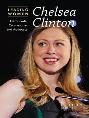 cover image of Chelsea Clinton