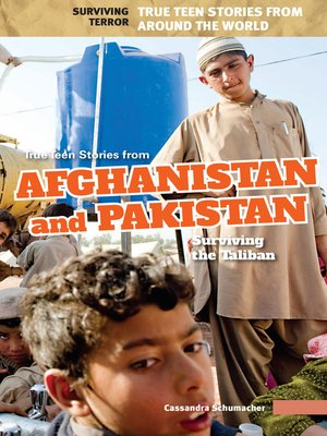 cover image of True Teen Stories from Afghanistan and Pakistan