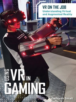 cover image of Using VR in Gaming