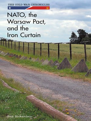 cover image of NATO, the Warsaw Pact, and the Iron Curtain