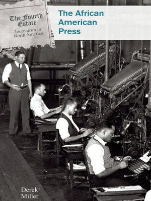 cover image of The African American Press