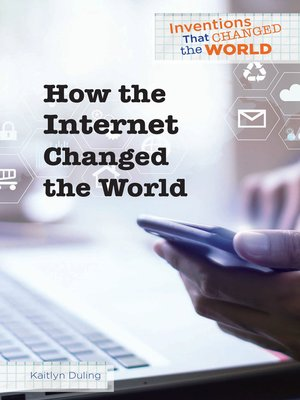cover image of How the Internet Changed the World