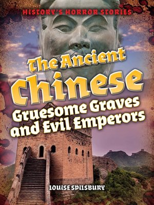 cover image of The Ancient Chinese
