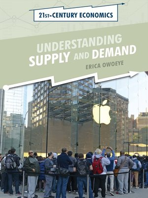 cover image of Understanding Supply and Demand