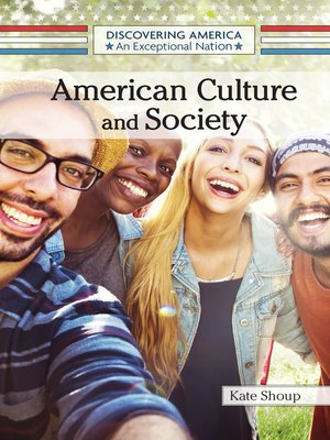 cover image of American Culture and Society
