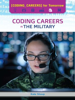 cover image of Coding Careers in the Military