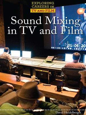 cover image of Sound Mixing in TV and Film
