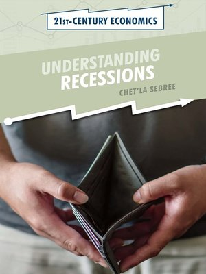 cover image of Understanding Recessions