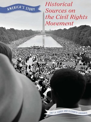 cover image of Historical Sources on the Civil Rights Movement