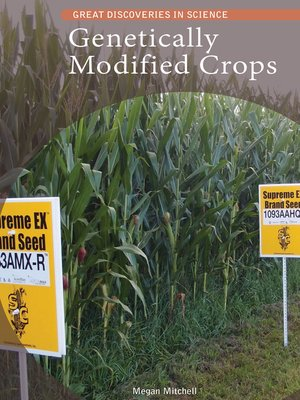 cover image of Genetically Modified Crops