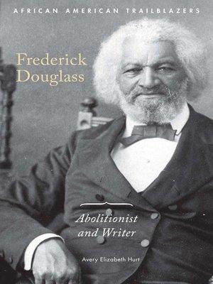 cover image of Frederick Douglass