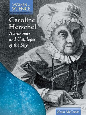cover image of Caroline Herschel