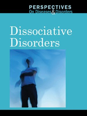 cover image of Dissociative Disorders