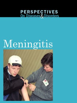 cover image of Meningitis