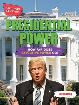 cover image of Presidential Power