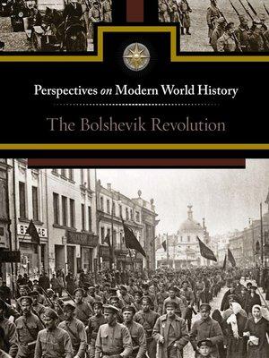 cover image of The Bolshevik Revolution