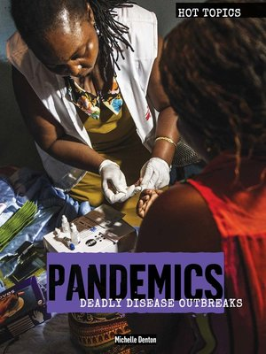 cover image of Pandemics
