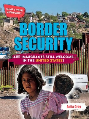 cover image of Border Security