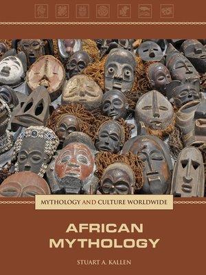 cover image of African Mythology