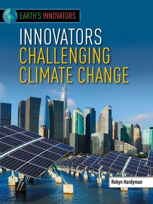 cover image of Innovators Challenging Climate Change