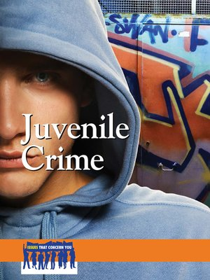 cover image of Juvenile Crime