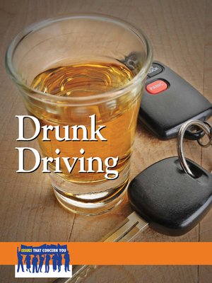 cover image of Drunk Driving