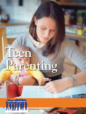 cover image of Teen Parenting