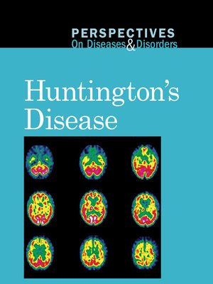 cover image of Huntington's Disease