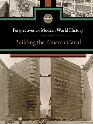 cover image of Building the Panama Canal