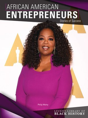 cover image of African American Entrepreneurs