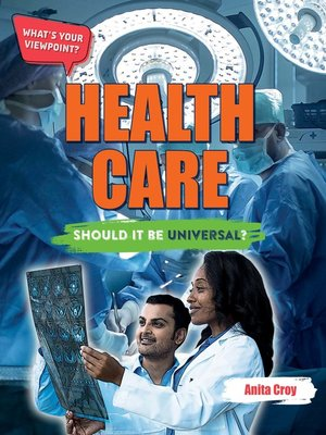 cover image of Health Care
