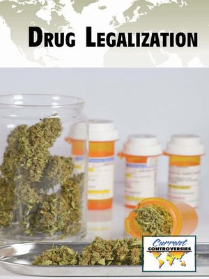 cover image of Drug Legalization