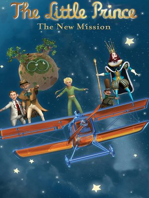 cover image of The Little Prince: The New Mission
