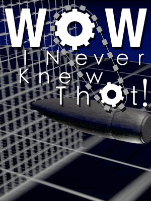 cover image of Wow, I Never Knew That!, Season 1, Episode 4