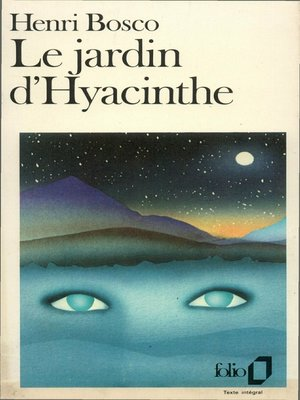 cover image of Le jardin d'Hyacinthe